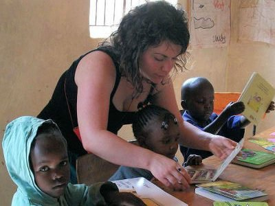 First Impressions from Volunteer Jade